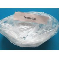 China 4642-95-9 White Prohormones Powder Trenavar For strength And Mass Gains wholesale