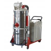 China 76DB Noise Concrete Grinding Vacuum Cleaners Industrial Dust Hoover 570m³ / Hour wholesale