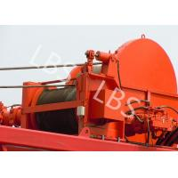 China Low Energy Consumption Offshore Marine Tow Winch mm - 190mm Wire Diameter wholesale