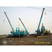 China High Efficiency Hydraulic Hammer Pile Driving For Concrete Pile Foundation wholesale