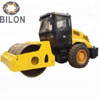 China 10 Ton Single Drum Vibratory Road Roller,Compactor ChinaRoad Construction Machinery wholesale
