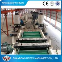 Quality ROTEXMASTER Vertical Ring Die Wood Sawdust Fuel Pellet production line for sale