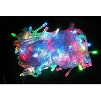 China Popular 10m 100L Led Christmas Lights With 8 Functions wholesale