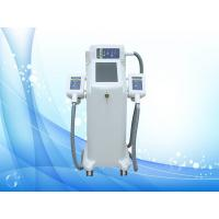 China Body Shaping Cryolipolysis Fat Loss Machines , Vertical Body Slimmer Machine wholesale