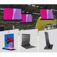 Wholesale 1R1G1B Ultra Thin Video transparent led display screen Great waterproof from china suppliers