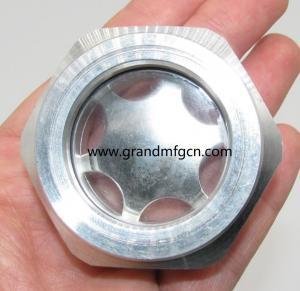 China G thread 1/2 3/4  1 2 gear box Oil level indicator sight glass custom available on sale