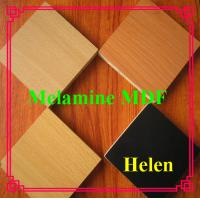 China Melamine Faced/Laminated /Veneered MDF Boards wholesale