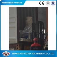 Quality ROTEX Brand Flat Die Biomass Sawdust Straw Rice Husk Wood Pellets Mill for sale