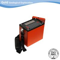 Electronic resistivity water predictor