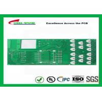 China 2OZ Copper RoHS 2 Layer PCB Double Sided Circuit Board FR4 2.0MM wholesale