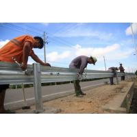 Buy cheap Highway Fence Guardrail Roll Forming Machine , 2 Waves Fencing Guardrail for Safety Protecting from wholesalers