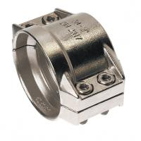 China DIN2817 Stainless Steel Hose Clamps EN14420-3 Standard Casting Technology wholesale