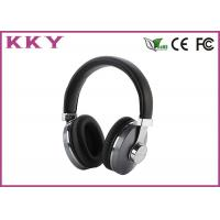 Fashionable Design Bluetooth 4.0 Headset With Stainless Steel Shell