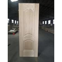 China Melamine door design/decorative bathroom doors/wood veneer door skin wholesale