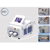 Quality Laser Hair Removal SHR IPL Breast Lifting 610nm - 950nm Red Vascular Removal for sale