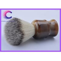 Quality Professiona pure tech synthetic hair shaving brush gifts for handmade men for sale