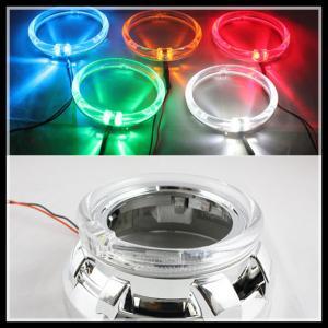 China CREE SMD LED angel eyes car auto LED headlight halo ring LED angel eyes 80mm 100mm 110mm wholesale