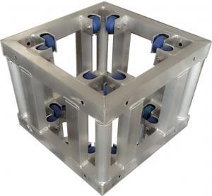 China Aluminum Spigot Lighting Truss Accessories For Heavy Duty Loading Capacity wholesale