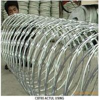 China Razor Blade Barbed Wire wholesale