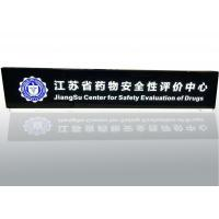 China Reception / Office Illuminated Led Directional Signs Ceiling Suspended 20mm Thickness wholesale
