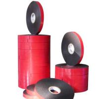 China Red Acrylic Foam Tape Liner Release Material PE Material For Decoration wholesale