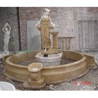 China Carved Marble Fountain / Garden Fountain (LY-090) wholesale