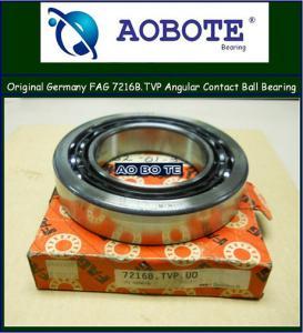 China  Original Germany FAG B7216B.TVP Angular Contact Ball Bearing wholesale