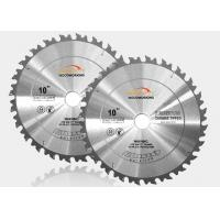 China ATB 250x24T Ripping TCT Saw Blade 50mm Thick With Anti Kick Back Shoulder wholesale