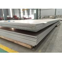 China 1300-1390 °C Melting 904L Hot Rolled Steel Plate , Petroleum Standard Steel Plate wholesale