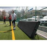 China P10 Sports Perimeter LED Display Screen Video Wall For Advertising Video Banner wholesale