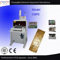China PCB Punching Machine PCB Punch Equipment For FR4, FPC and MCPCB Punching wholesale