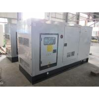 China 6L Silent Type Diesel Generator 200KVA , Water Cooled Generator wholesale