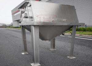China Bulk Alloy Powder Material 500kg Bag Dump Stations wholesale