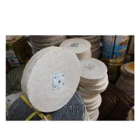 China 12 inches with nail sisal buff Wheels buffing wheels polishing wheels wholesale