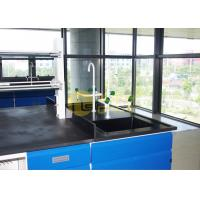 Wholesale Monolithic chemical resistant table tops / laboratory work benches from china suppliers