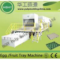 China waste paper pulp molding egg tray machine wholesale