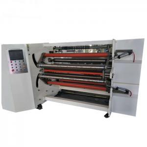 China 180m/Min Duplex Slitter Rewinder Machine wholesale