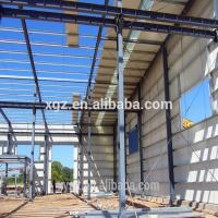 China Professional Design Building Steel Structure Prefabricated Warehouse Construction Costs wholesale