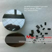 Quality Rectangle PCD inserts/ Square PCD insert/Round PCD inserts blanks  sarah@moresuperhard.com for sale