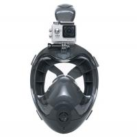 China Full Face Dry Snorkeling Diving Mask wholesale