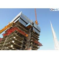 China 3 Floors Protection Field High Rise Safety Screens Climbing Independent Without Crane wholesale