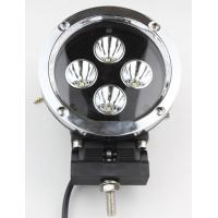 China Super Bright CREE LED Work Lights XML10W x 4 Spot IP68 4000lm For Truck wholesale