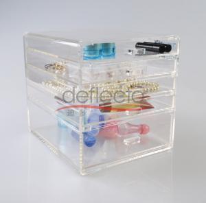 China Deflect-o Acrylic Jewelry Storage Box,212x240x217(mm) wholesale