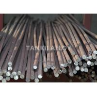 China 0Cr21Al4 Lead Out FeCrAl Alloy Round Bar / Square Rod For Electric Furnace wholesale
