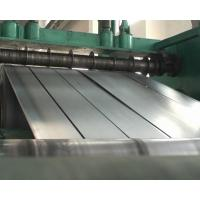 Full Automatic Metal Slitting Line , Metal Coil Slitting And Rewinding Machine