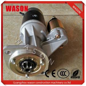 China High Performance Excavator Starter Motor For 12990077040  Wear Resistance on sale