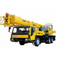 China 35 Ton Construction Lifting Equipment Hydraulic Truck Mounted Cranes wholesale