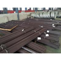 China Black Surface Stainless Solid Steel Bar Grade F321 / 316l Flat Steel Bar wholesale