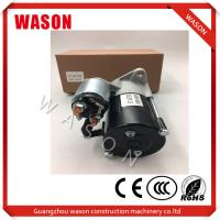 China Factory Direct Sale Excavator Starter Motor 0200-562 0200562  In High Quality on sale