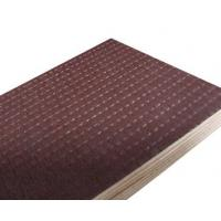 Buy cheap fire resistant anti-slip black film faced plywood from wholesalers